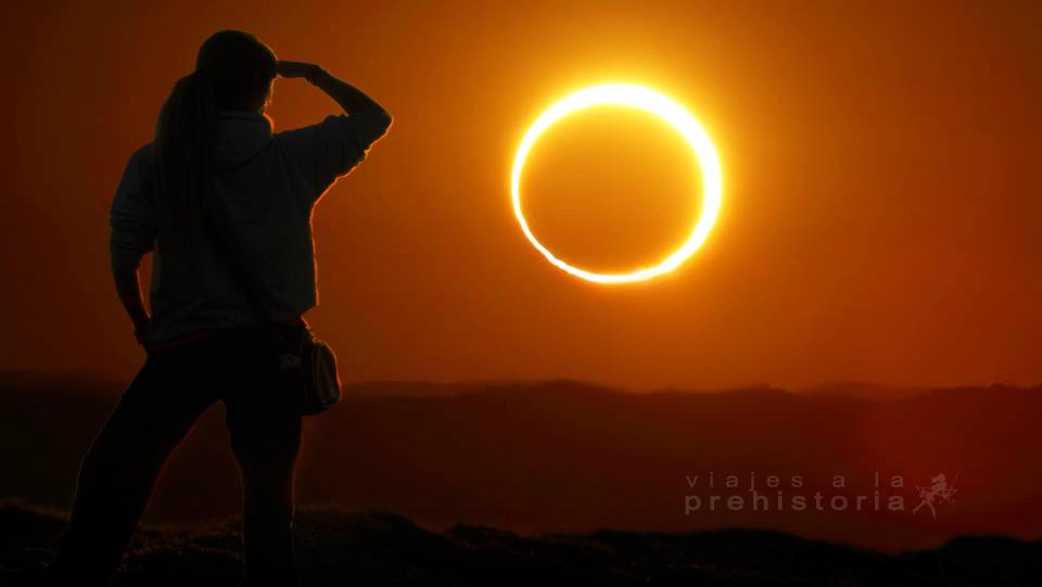 Eclipse en la Prehistoria