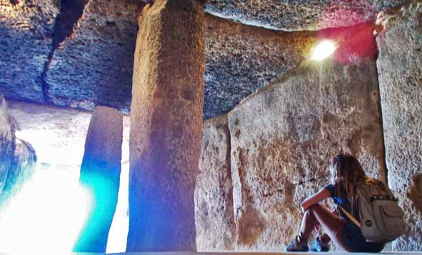 Dolmenes de Antequera candidata UNESCO