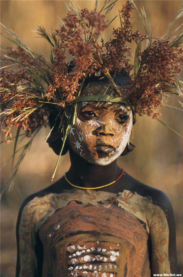 Maquillaje en la prehistoria