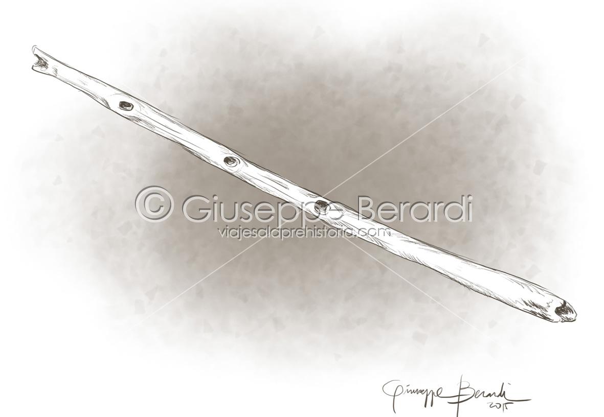 Flauta prehistórica