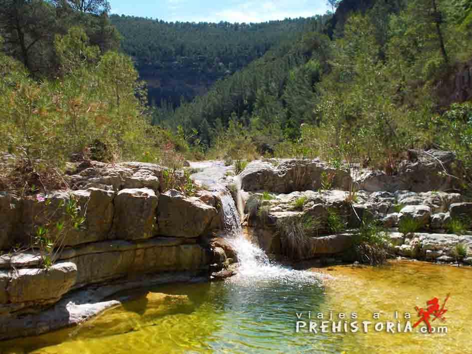 Agua sagrada desde la Prehistoria