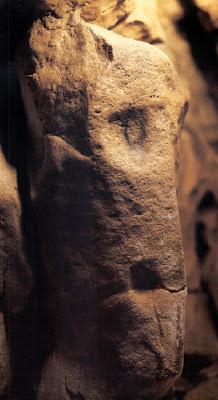 máscaras prehistóricas