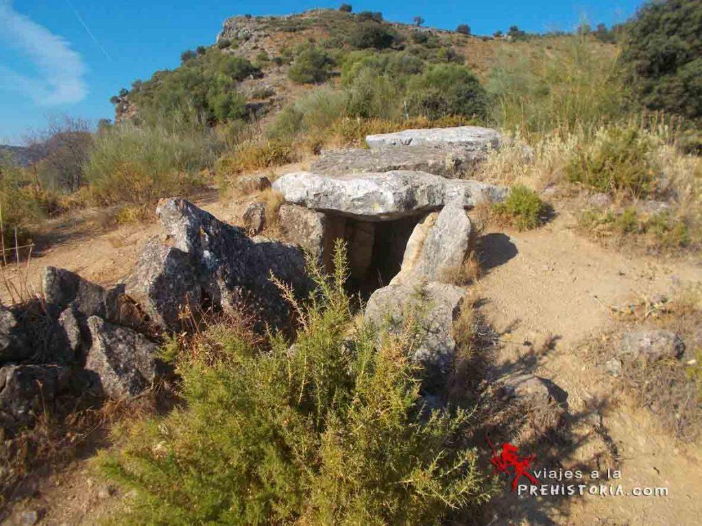 dolmen del charcón