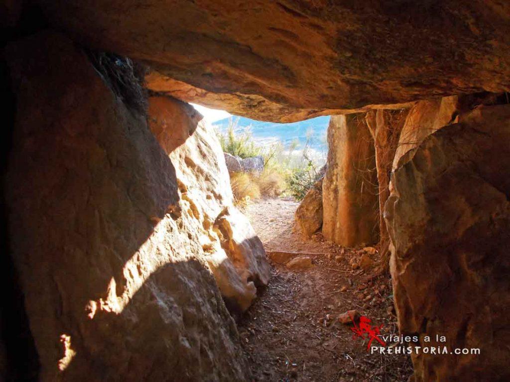 dolmen del gigante