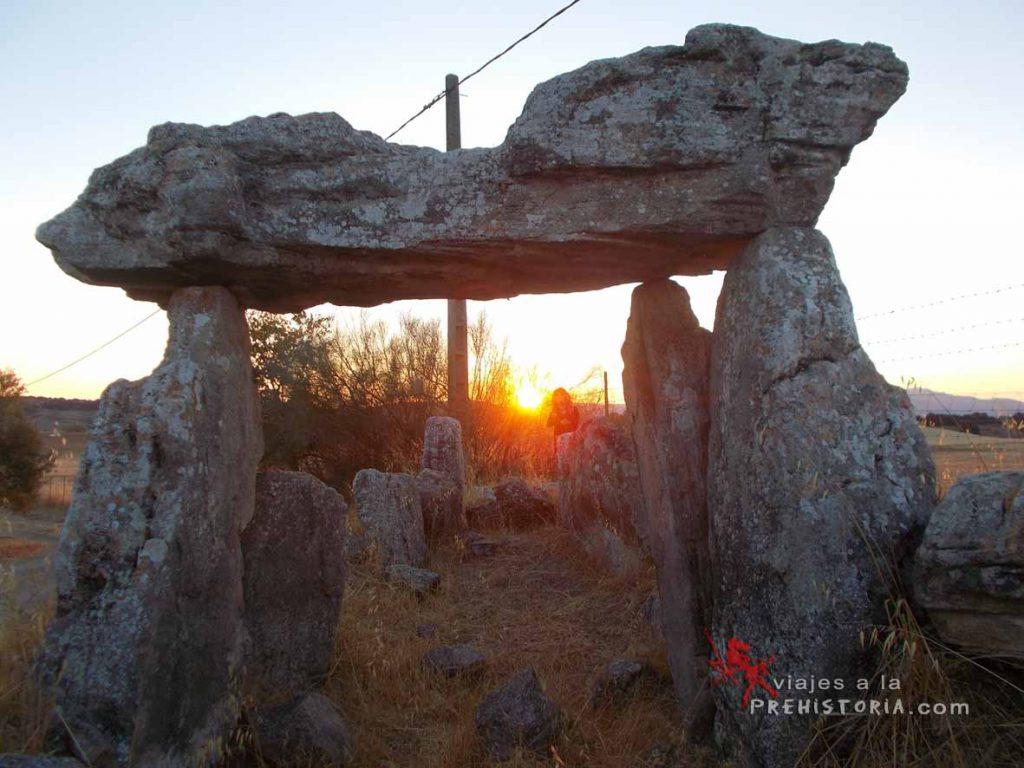 dolmen de la giganta