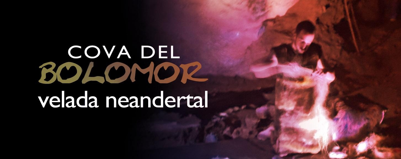 COVA DEL BOLOMOR, ESPECIAL VISITA NOCTURNA