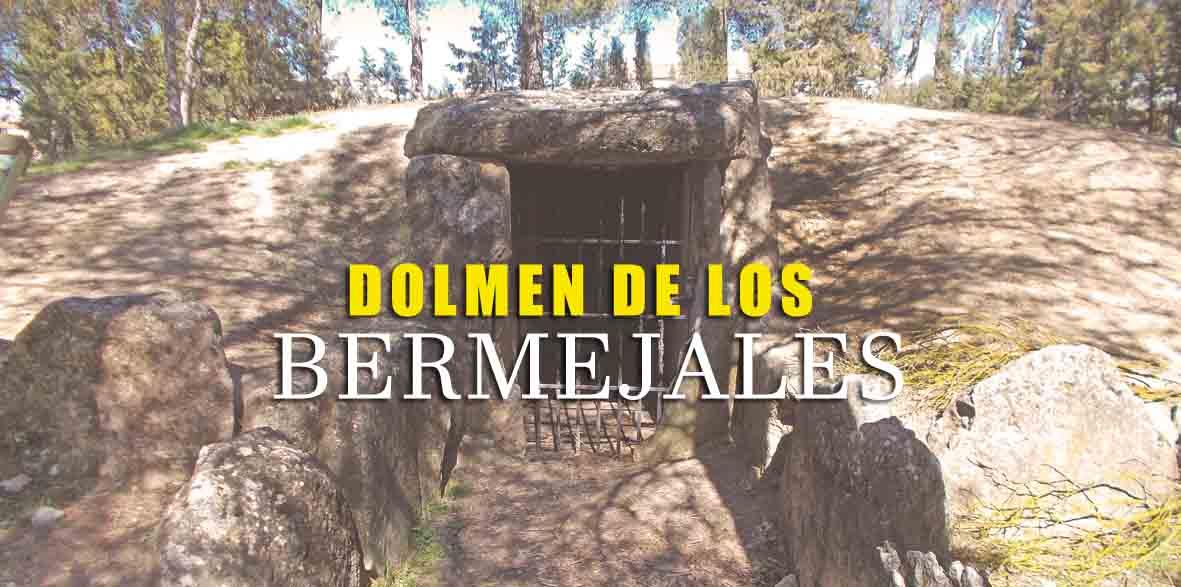 DOLMEN DE LOS BERMEJALES (GRANADA)