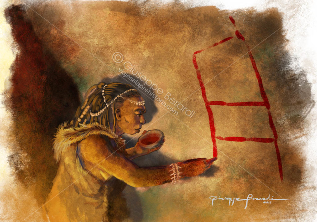 neandertales y arte rupestre