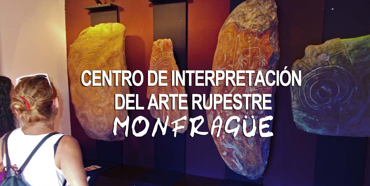 Centro de Interpretación de arte rupestre de Monfragüe