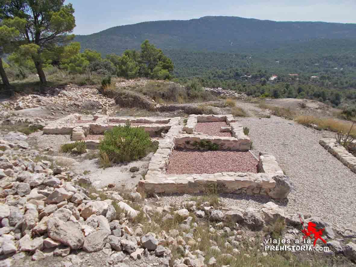 Ruta  Alcoy – Santuario Rupestre de la Sarga – Oppidum Ibero del Puig- Necrópolis de la Serreta