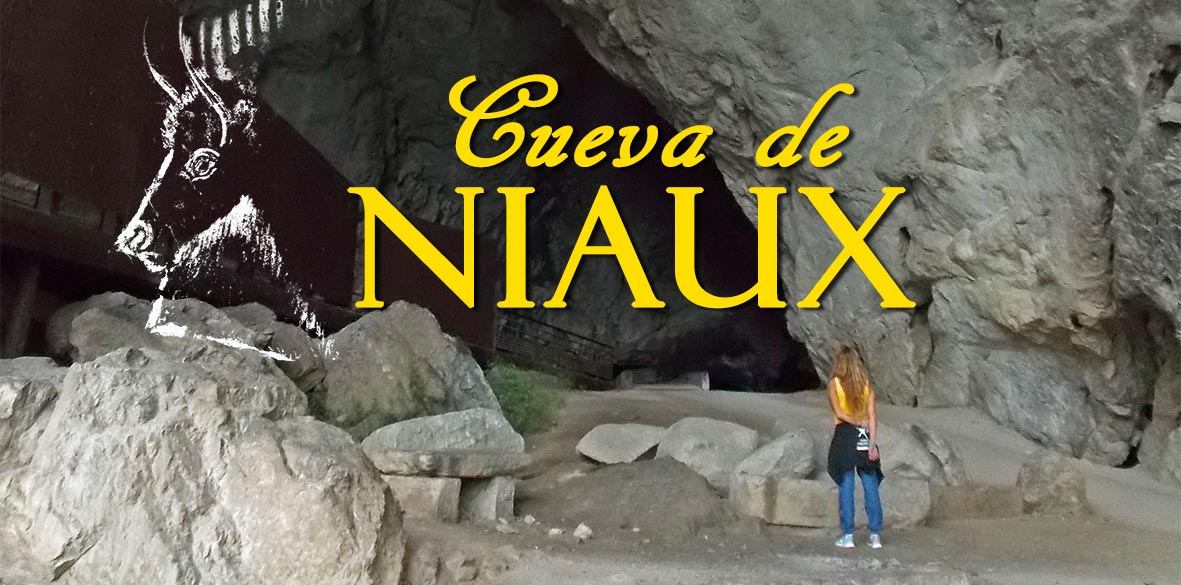 Cueva de Niaux (Francia)