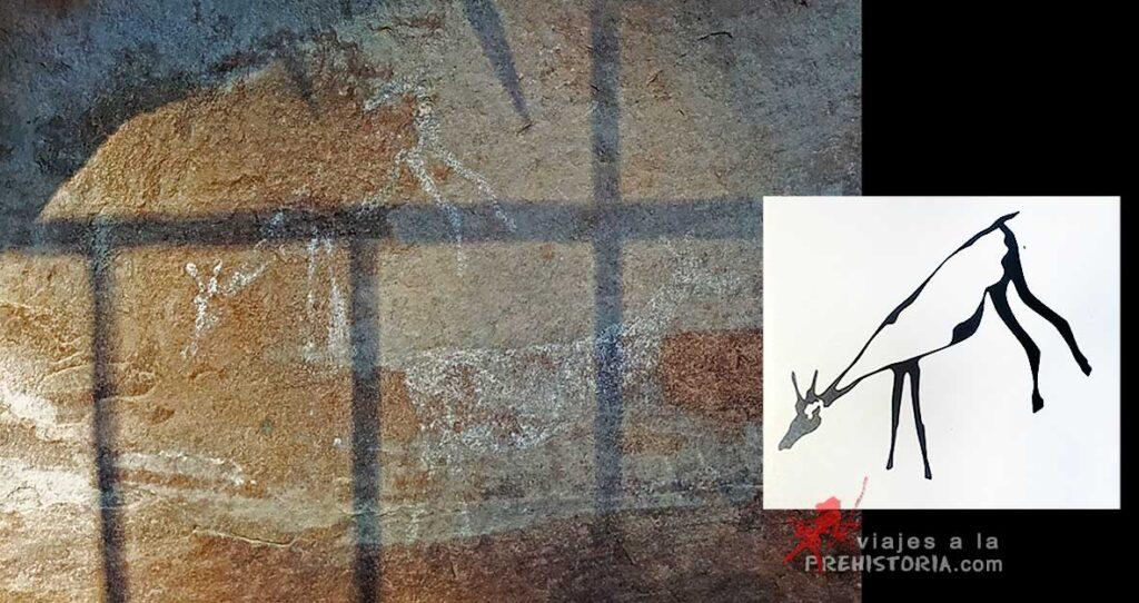 arte rupestre de Albarracín