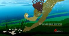 Los neandertales buceaban y sabían nadar