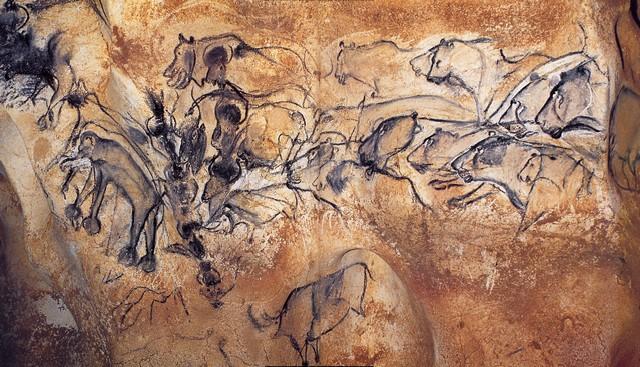 Chauvet y sus leones cavernarios