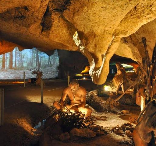 Cova de la Font Major, Arte Paleolítico en Tarragona