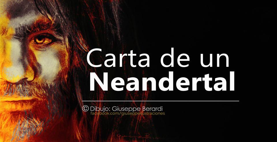 CARTA DE UN NEANDERTAL