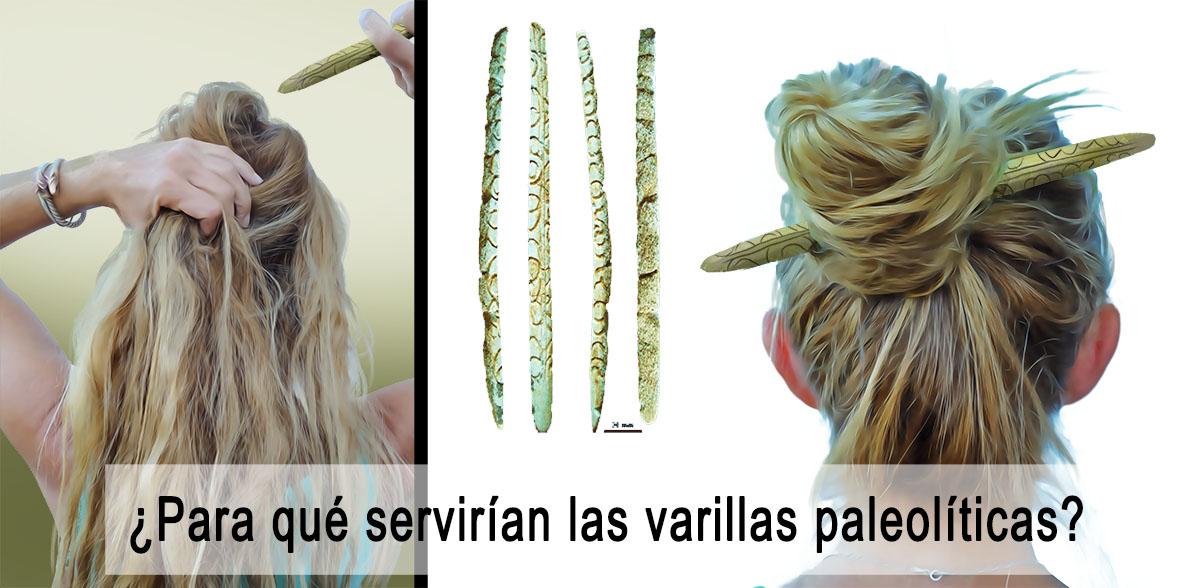 Varillas Paleolíticas